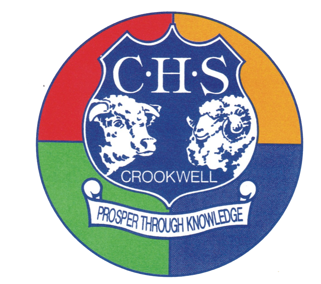 Crookwell High School logo